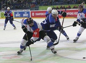 Hokejisté brněnské Komety se utkali se švýcarským Zugem