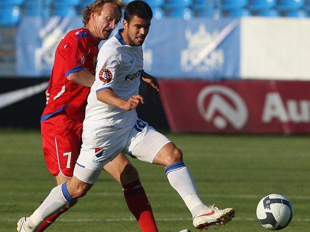 Ostravský Baník přivítal v pátém kole Gambrinus ligy 1. FC Brno.
