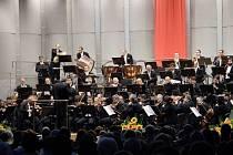LETOS POOSMÉ. Mezinárodní hudební festival Špilberk se tento rok koná již poosmé. Domácí na něm hrají třikrát.