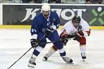 Brněnští hokejisté podlehli švédskému týmu.