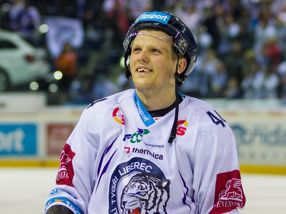 Hokejista Radim Šimek.
