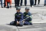 Ve Křtinách se konala tradiční hasičská pouť. Už poosmnácté.