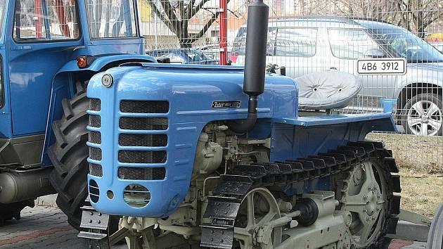 Traktorová show k 65. výročí zahájení výroby traktorů Zetor.