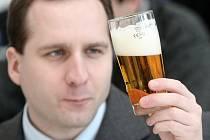 Odborná pivní degustační soutěž lahvových piv Pivex.