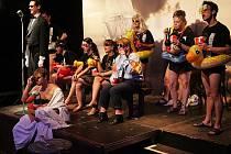 Divadlo Husa na provázku v uvede v sobotu hru o současné společnosti a její naději.