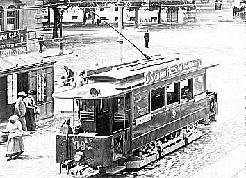 I takové tramvaje brázdily před desítkami let Brno.