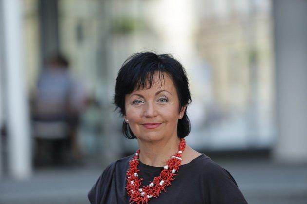 Doc. RNDr. Anna Putnová, Ph.D., MBA, kandidátka TOP 09 do ZMB