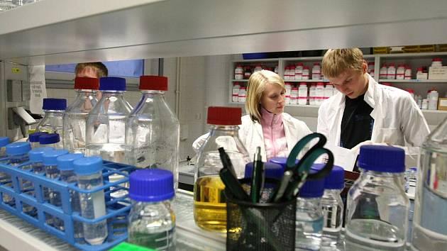 Laboratoře CEITECu.