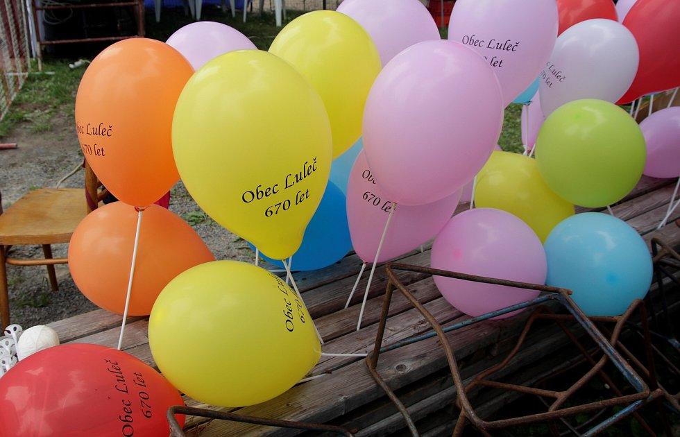 Luleč oslavila šestisté sedmdesáté narozeniny.