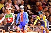 Dráhoví cyklisté brněnské Dukly David Sojka s Martinem Čechmanem se probojovali mezi nejlepší šestnáctku na mistrovství Evropy v německém Berlíně.