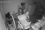 Zloděje při krádeži natočily kamery.