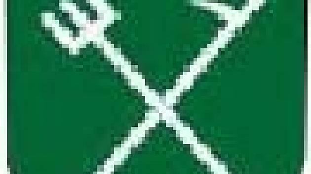 Znak obce Tvarožná