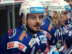 Hokejový útočník Martin Zaťovič.