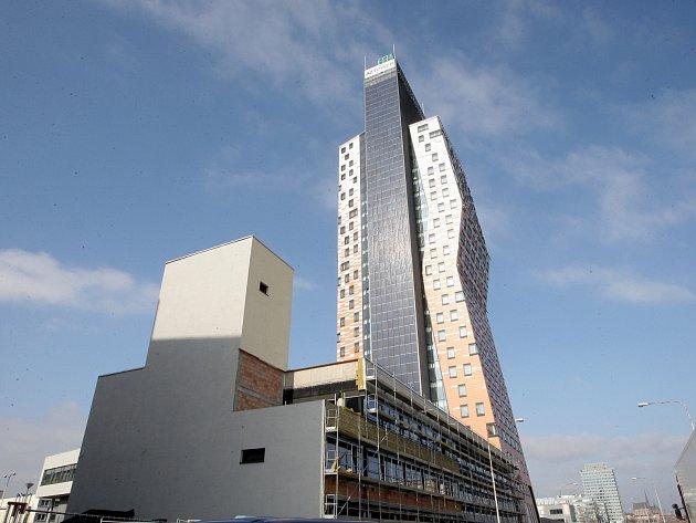 ILUSTRAČNÍ FOTO: AZ Tower v Brně.