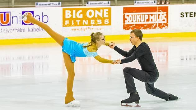 Na Slovensku se poprvé představil i smíšený pár. Patnáctiletá Melanie Zbožínková jej vytvořila se čtyřiadvacetiletým Ondřejem Smetanou. Společně hned vybojovali zlato.