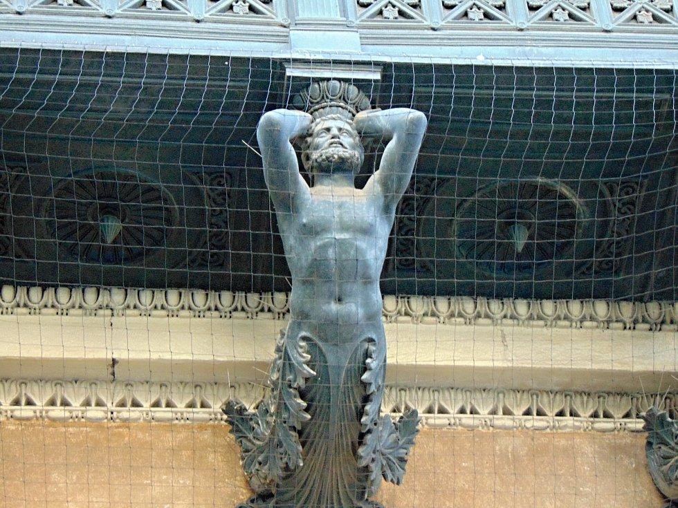 Kleinův palác na náměstí Svobody je kulturní památkou.