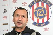 Dosavadní sportovní ředitel brněnské Zbrojovky Zdeněk Kudela.