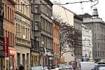 Brněnská ulice Cejl.