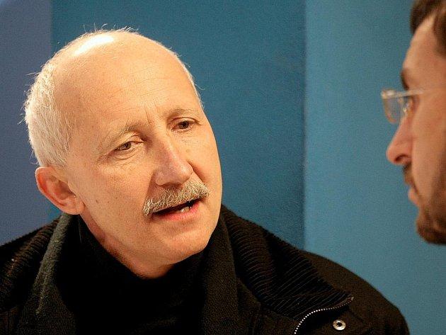 Bývalý ředitel úseku dotací Povodí Moravy Cyril Kopřiva před soudem.