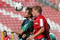 Juniorka 1. FC Brno porazila bystrcké fotbalisty