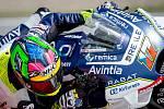 Průřez závodnickou kariérou brněnského motocyklového jezdce Karla Abrahama.