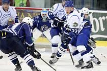 Přípravný zápas hrála hokejová Kometa s Chabarovskem už před dvěma lety. Tehdy ruský tým porazila.