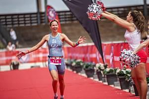 Česká reprezentantka Radka Vodičková-Kahlefeldt v sobotu poprvé okusí závod Ford Challenge Prague.