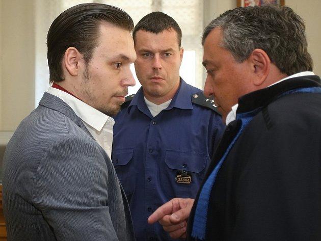 Obžaloba viní Williama Sebastiana Böda z týrání a znásilnění. Muž vše u Krajského soudu v Brně popřel.