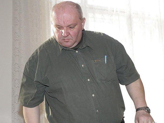Vladislav Jarošek u brněnského soudu.