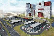 Developerská firma Raiffeissen Leasing Real Estate získala stavební povolení pro plánovaný HPark v Heršpické ulici.