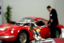 Naleštěné auta budou k vidění na Autosalonu 2007 v Brně