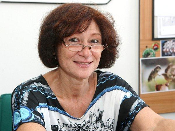 Učitelka brněnské základní školy Alena Kýrová sdětmi pracuje skoro dvacet let.