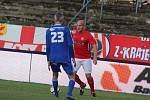 Za Lužánkami se ve čtvrtek utkaly legendy Zbrojovky Brno a Sigmy Olomouc. Duel skončil remízou 4:4.