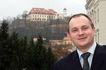 Michal Hašek. Nový hejtman jihomoravského kraje