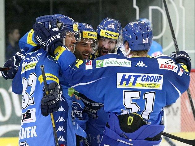 Kometě se podařilo porazit Plzeň po samostatných nájezdech.