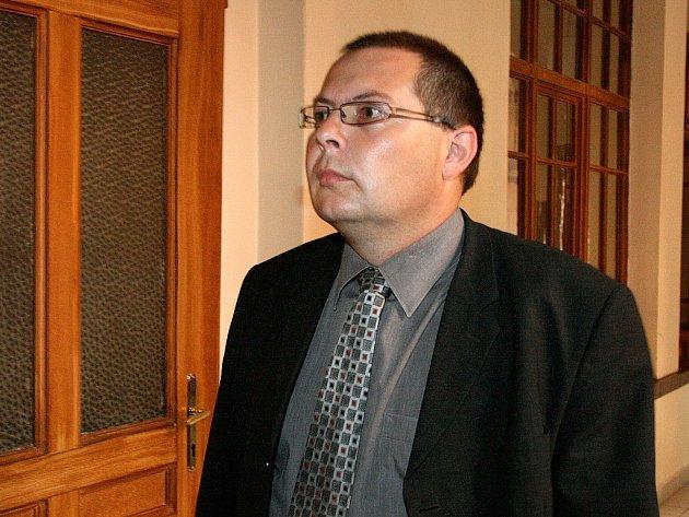 Bývalý zastupitel městské části Brno-Královo Pole Zdeněk Balabán