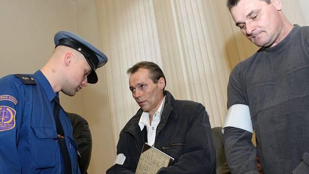 Pašeráci kokainu u soudu