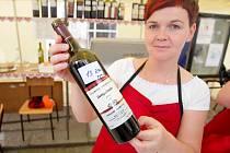 Svatogothardské slavnosti o víkendu potěšili milovníky dobrého vína i gurmány.