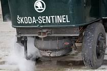 Škoda Sentinel.