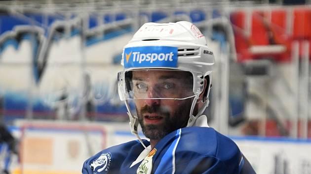 Brněnské hokejisty posílil útočník Jakub Klepiš.