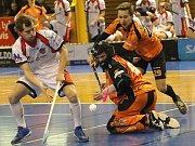Bulldogs Brno proti Ústí nad Labem.