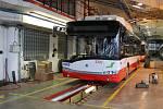 Nové trolejbusy ujedou na baterii až několik desítek kilometrů.