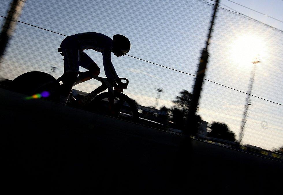 Sprint juniorů a žen do 23 let na mistrovství Evropy v dráhové cyklistice.