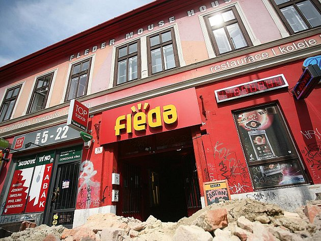 Brněnský klub Fléda.