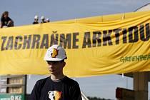 Greenpeace - ilustrační foto.
