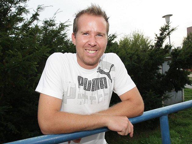 Michal Hrazdíra byl úspěšným cyklistou.