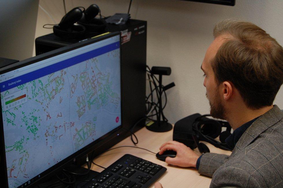 Student Provozně ekonomické fakulty Mendelovy univerzity v Brně Mikuláš Muroň vytvořil webovou aplikaci, která v Brně vyhodnotí kvalitu bydlení.
