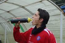 Fotbalista Marco Migliorini.