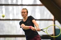 Tenistka Barbora Krejčíková se téměř po čtvrt roce představí příští týden na turnaji.