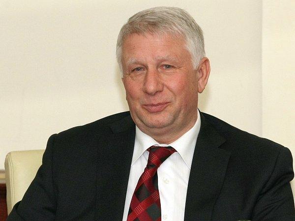 Jihomoravský podnikatel roku Pavel Svoboda.